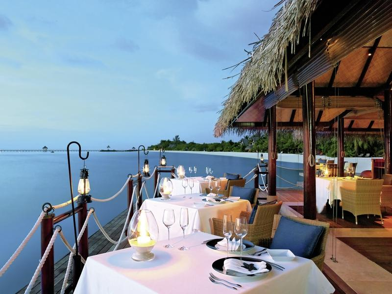 Taj Exotica Resort and Spa, Maldives, Maldivi 3