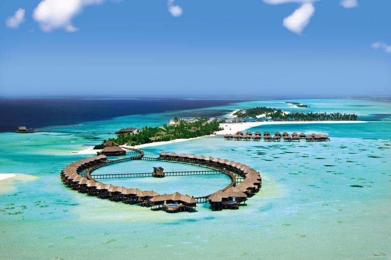 Sun Siyam Olhuveli, Maldivi 1