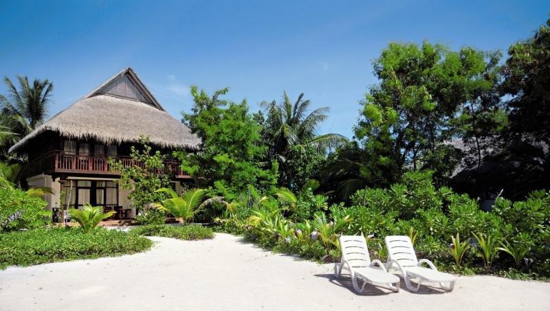 Sun Siyam Olhuveli, Maldivi 4