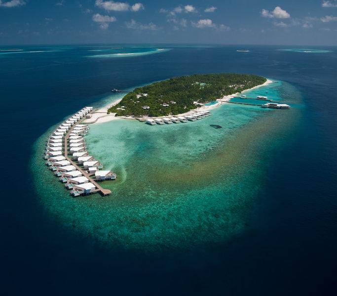 Amilla Fushi Baa Atoll Maldives, Maldivi 2