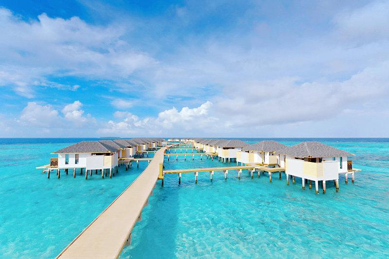 Amari Havodda Maldives, Maldivi 2