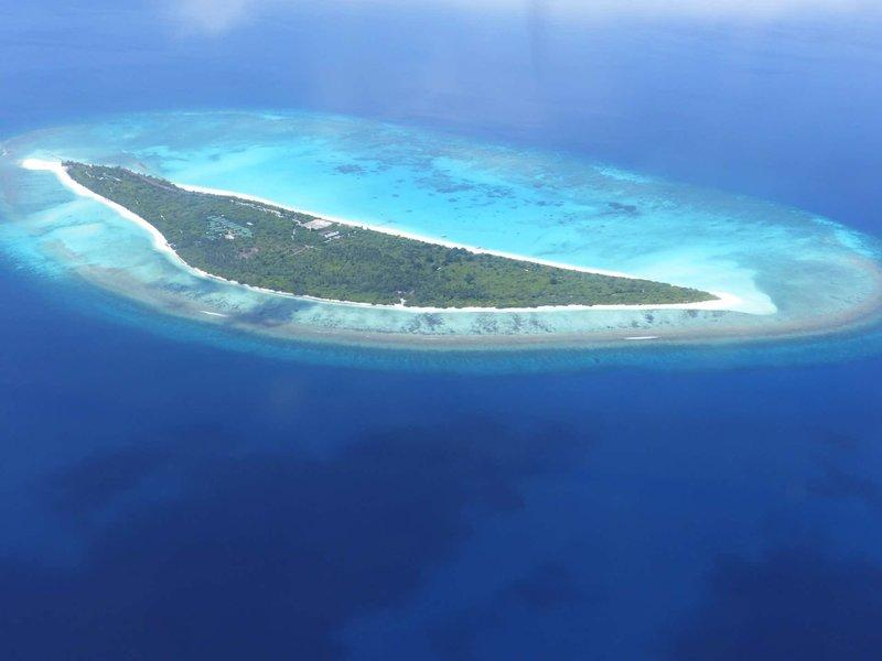 Hondaafushi Island Resort, Maldivi 1