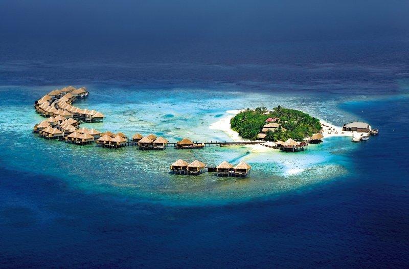 Adaaran Prestige Vadoo, Maldivi 1