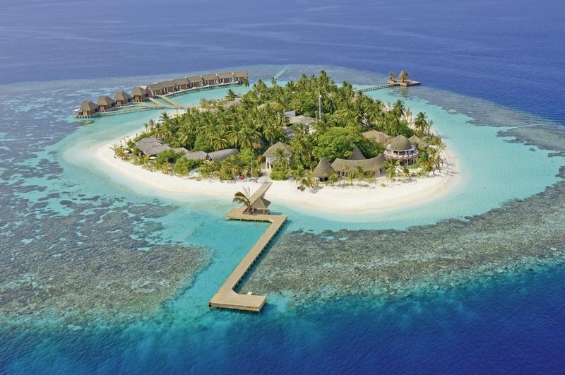 Kandolhu Maldives, Maldivi 1