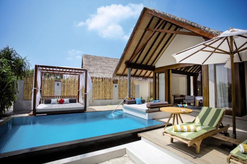 Furaveri Island Resort and Spa, Maldivi 1