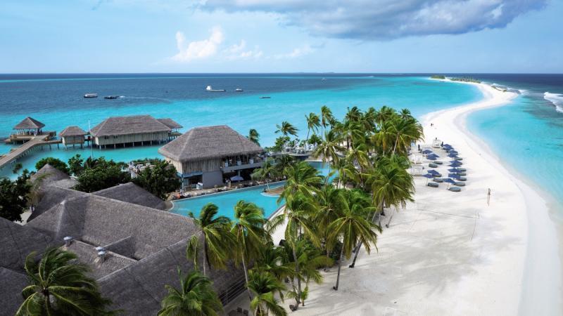 Seaside Finolhu, Maldivi 1
