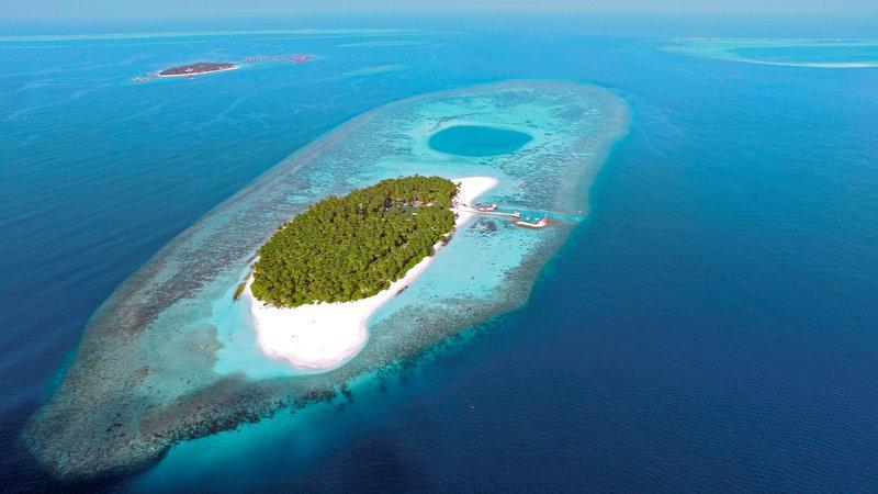 Aaaveee Natures Paradise, Maldivi 1
