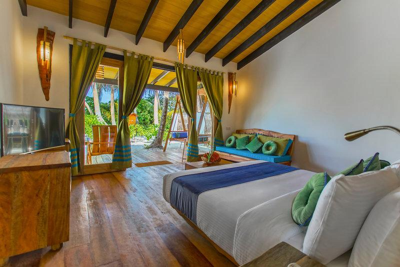 Aaaveee Natures Paradise, Maldivi 3