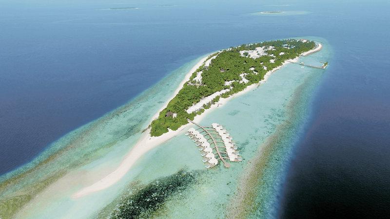 Dhigali Maldives, Maldivi 1