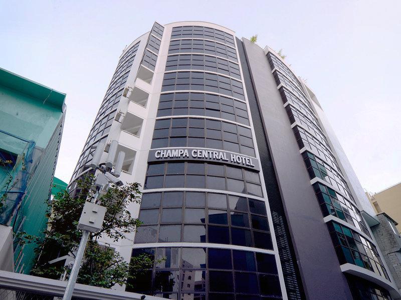 Champa Central Hotel, Maldivi 1