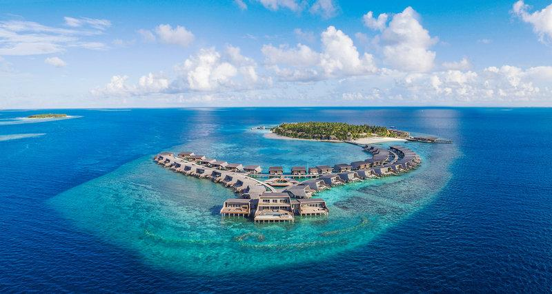 The St. Regis Maldives Vommuli Resort, Maldivi 2