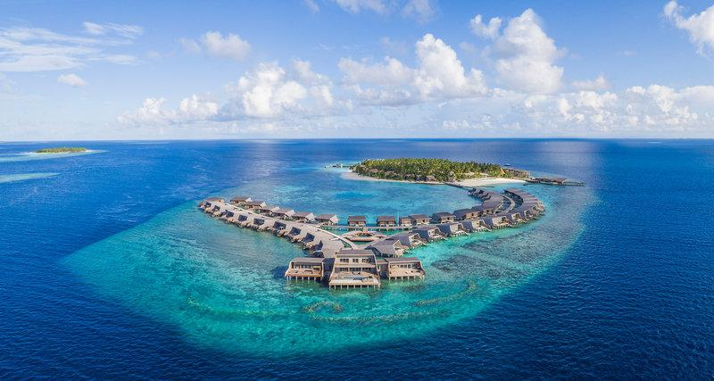 The St. Regis Maldives Vommuli Resort, Maldivi 4