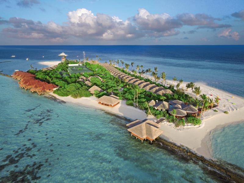Dhigufaru Island Resort, Maldivi 1