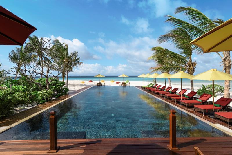 Dhigufaru Island Resort, Maldivi 3