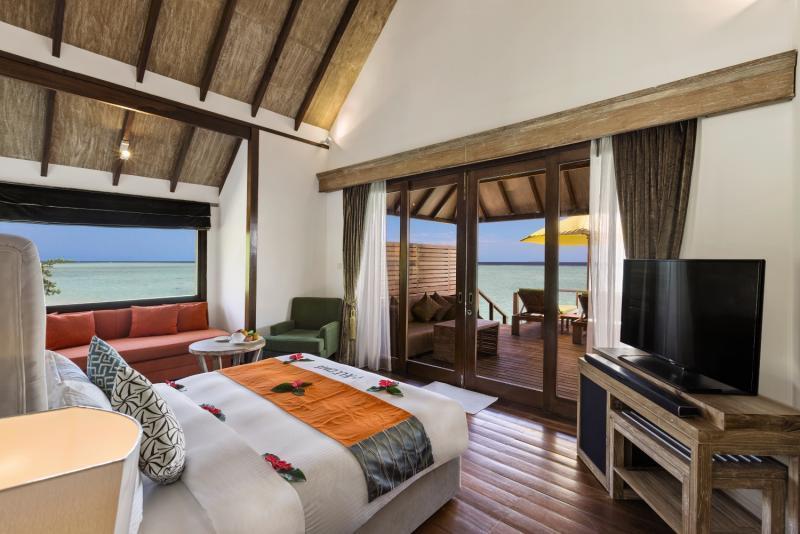 Dhigufaru Island Resort, Maldivi 4