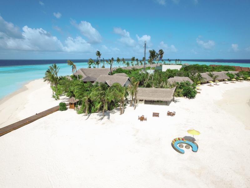Dhigufaru Island Resort, Maldivi 5
