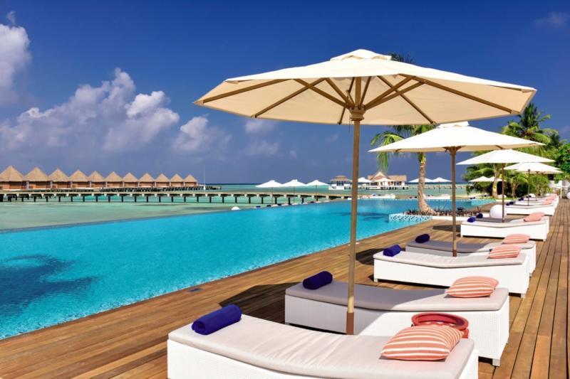 Mercure Maldives Kooddoo Resort, Maldivi 1