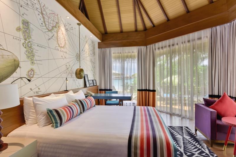 Mercure Maldives Kooddoo Resort, Maldivi 4