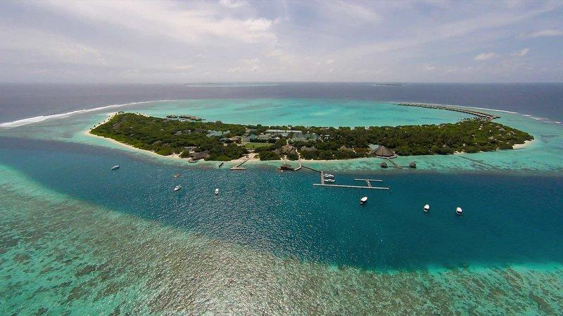 Hideaway Beach Resort and Spa, Maldivi 1