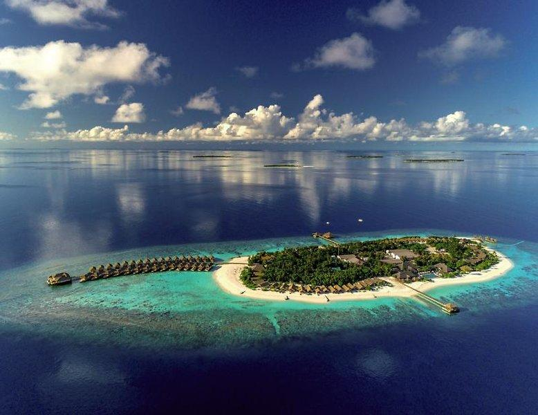 Kudafushi Resort and Spa, Maldivi 1