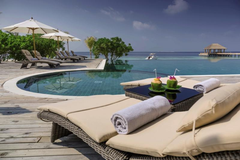 Kudafushi Resort and Spa, Maldivi 3