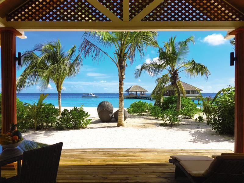 Kudafushi Resort and Spa, Maldivi 4