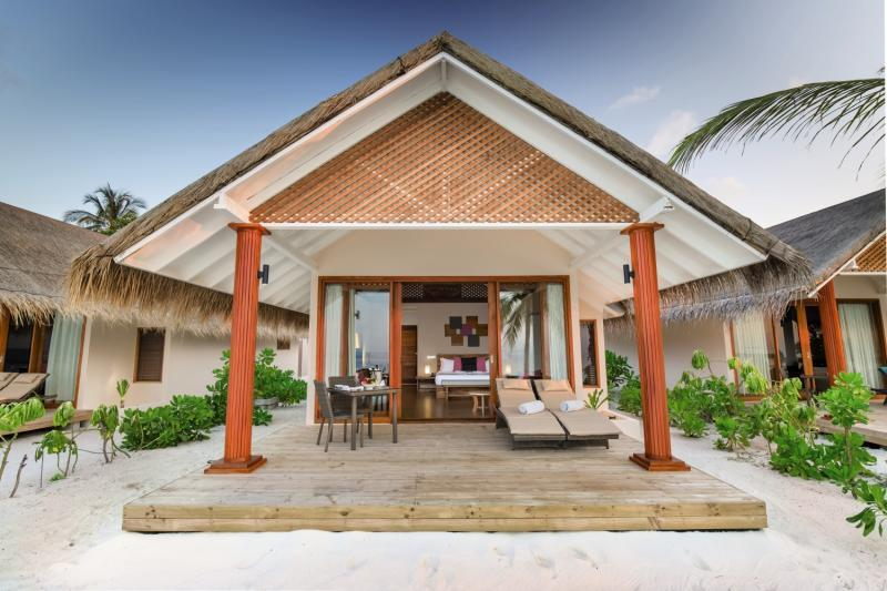 Kudafushi Resort and Spa, Maldivi 5