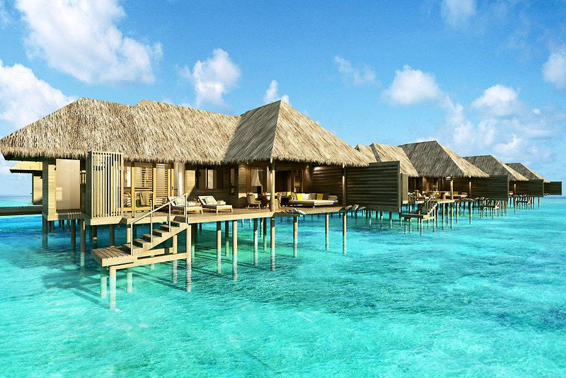 Vakkaru Maldives, Maldivi 1