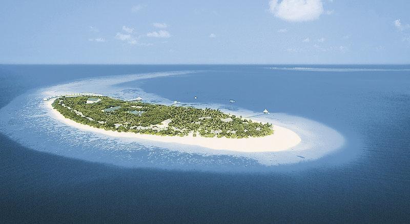 Reethi Beach Resort, Maldivi 1