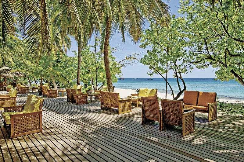 Reethi Beach Resort, Maldivi 4