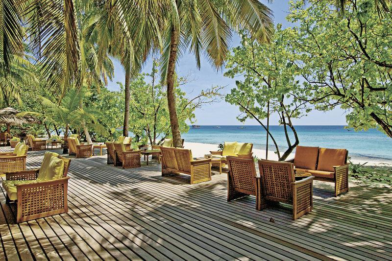 Reethi Beach Resort, Maldivi 4