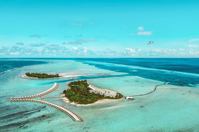 Cinnamon Hakuraa Huraa Maldives, Maldivi 1