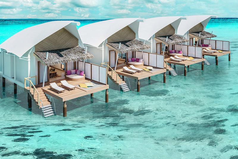 Cinnamon Hakuraa Huraa Maldives, Maldivi 4