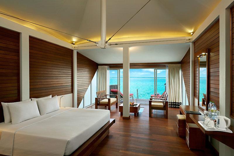 Cinnamon Hakuraa Huraa Maldives, Maldivi 5