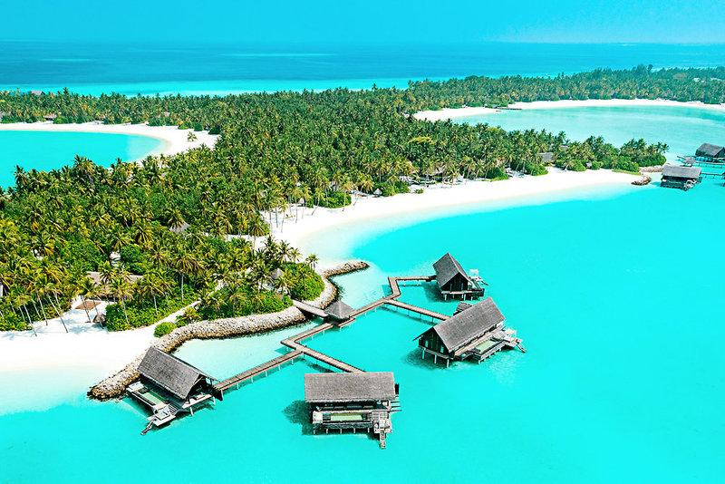 One and only Reethi Rah, Maldivi 1