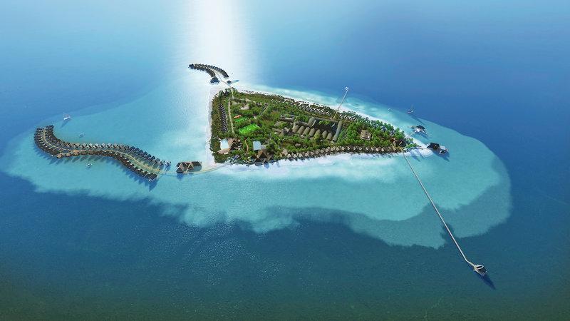 Heritance Aarah, Maldivi 1