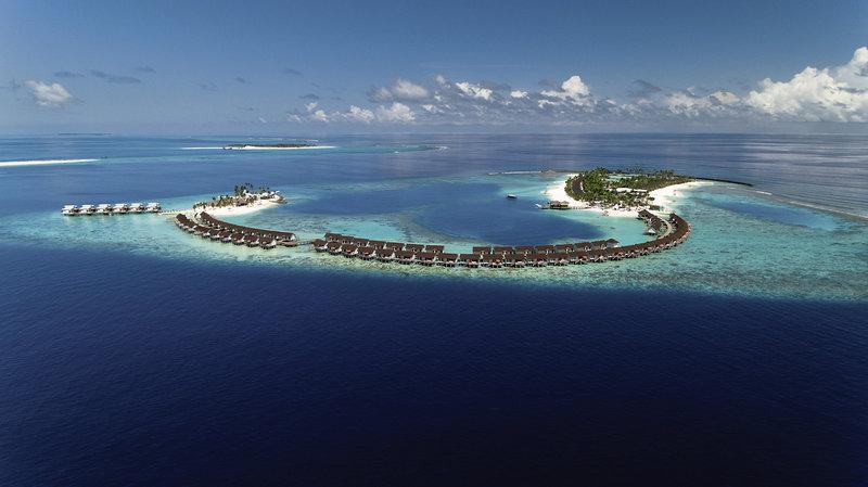 Oblu Select At Sangeli, Maldivi 1