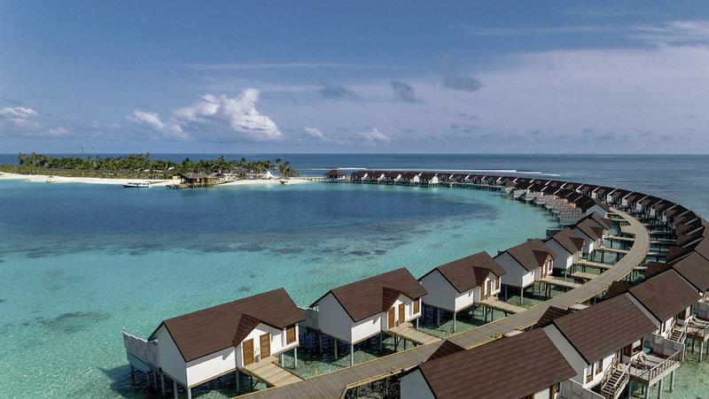 Oblu Select At Sangeli, Maldivi 4