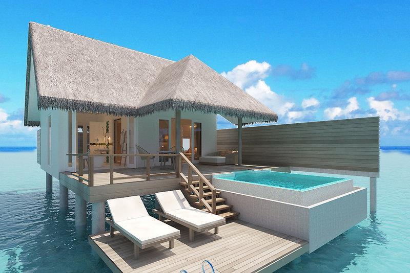 Sun Aqua Iru Veli, Maldivi 1