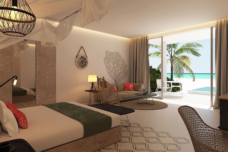 Sun Aqua Iru Veli, Maldivi 2