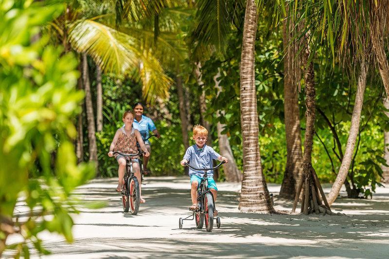 Four Seasons Resort Maldives At Landaa Giraavaru, Maldivi 2
