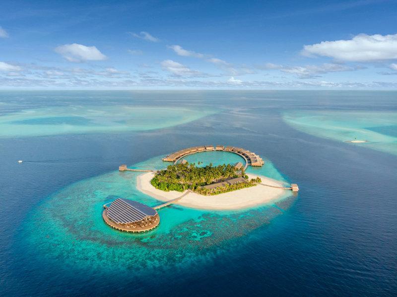 Kudadoo Maldives Private Island, Maldivi 2