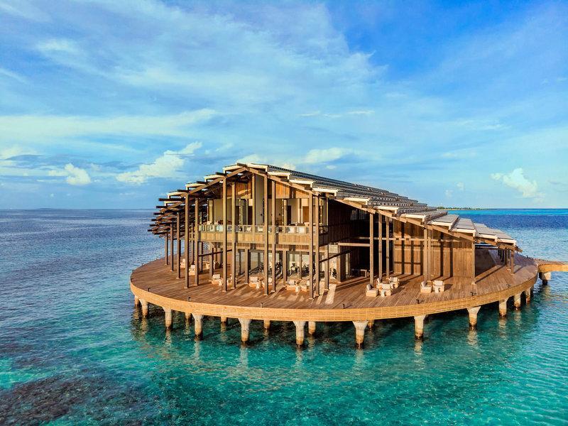 Kudadoo Maldives Private Island, Maldivi 5