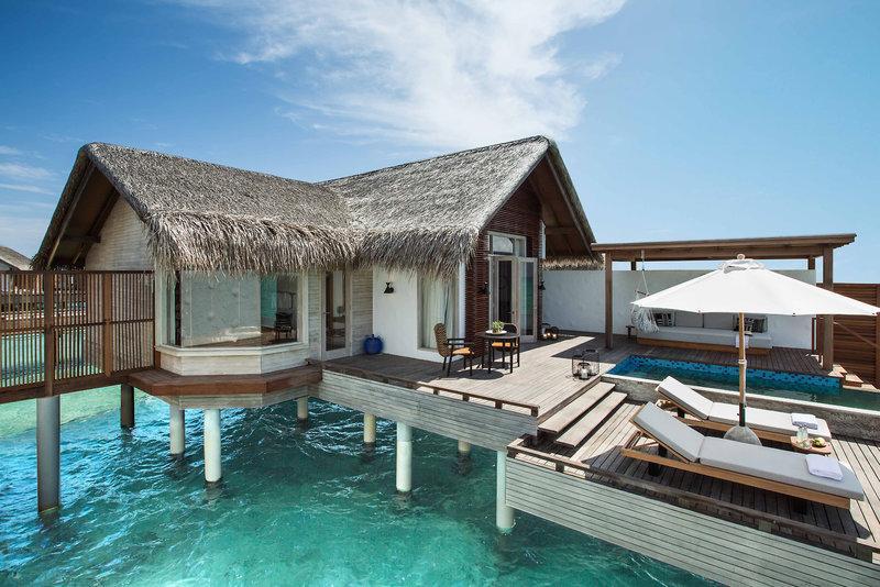 Fairmont Maldives Sirru Fen Fushi, Maldivi 1