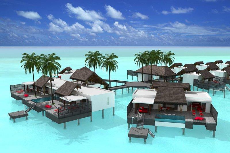 Emerald Maldives Resort and Spa, Maldivi 1