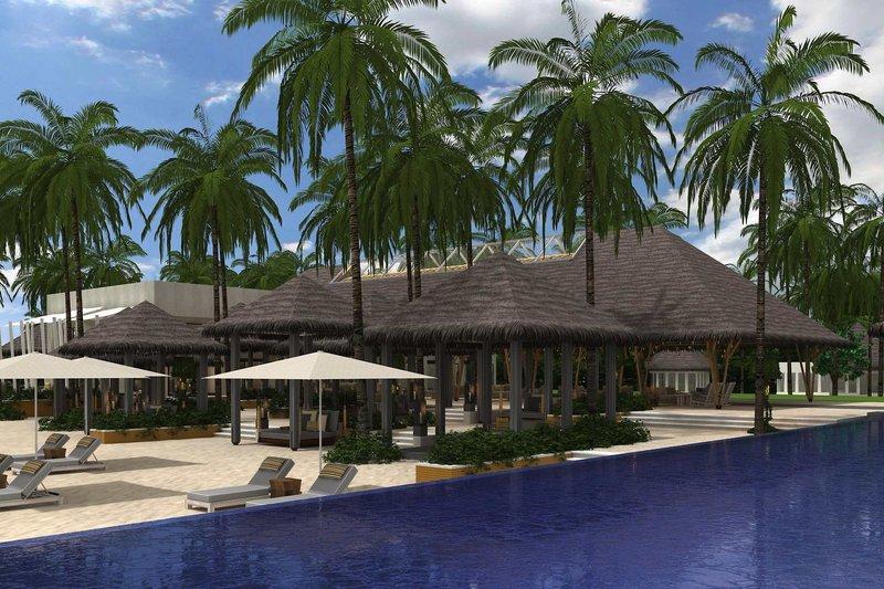 Emerald Maldives Resort and Spa, Maldivi 2