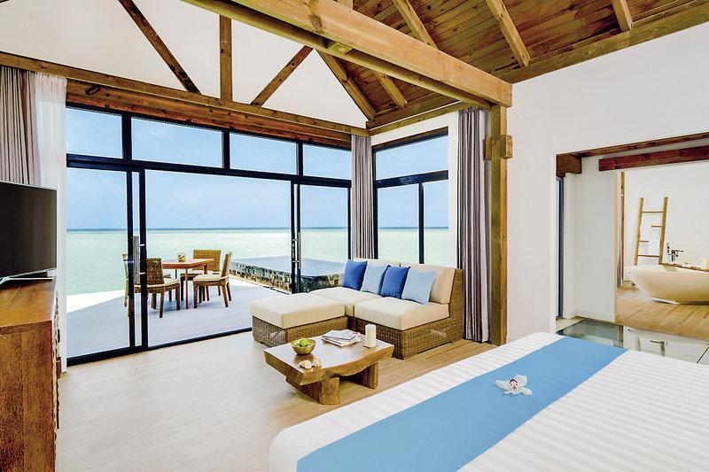 M%C3%B6venpick Resort Kuredhivaru Maldives, Maldivi 2