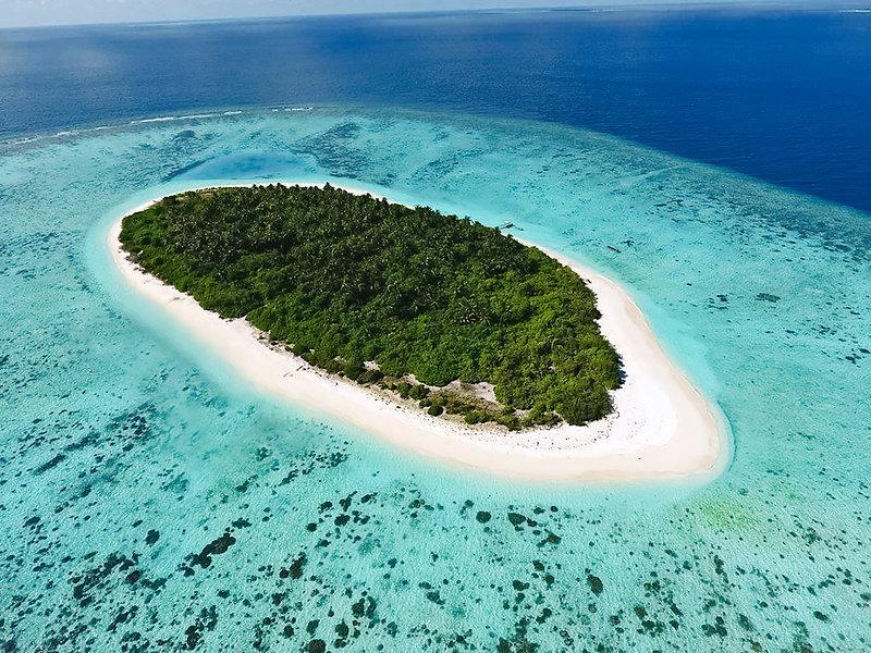 Faarufushi Maldives, Maldivi 1