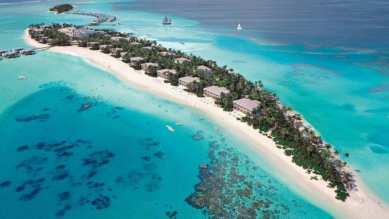 Hotel Riu Atoll, Maldivi 1