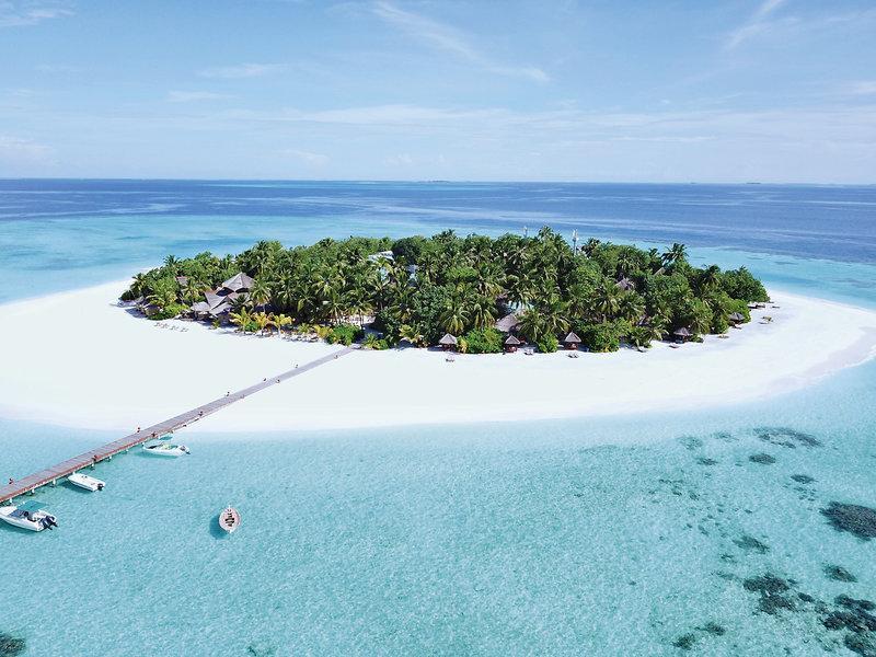 Banyan Tree Vabbinfaru, Maldivi 1